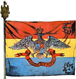 drapelul de lupta 1863